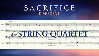 Sacrifice: Divergent (String Quartet)