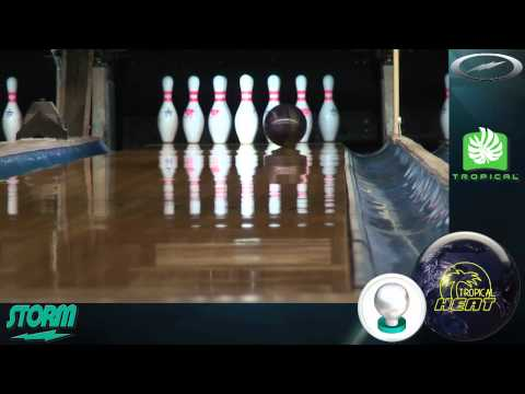 Storm bowling balls for Medium oil lane conditions presented by StormBowling.com