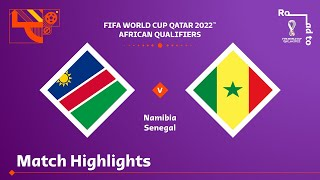Намибия  1-3  Сенегал видео