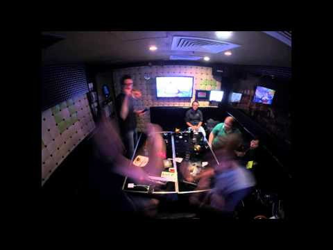 2014 09 Birthday KC Karaoke Time Lapse