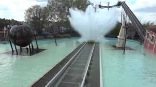 Tidal Wave Remix ! Thorpe Park