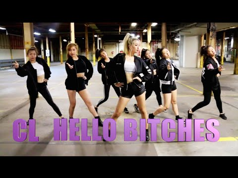 HELLO BITCHES - CL | IMI DANCE COVER