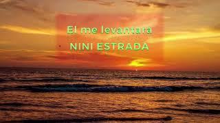 El me levantará Nini Estrada y su órgano melódico