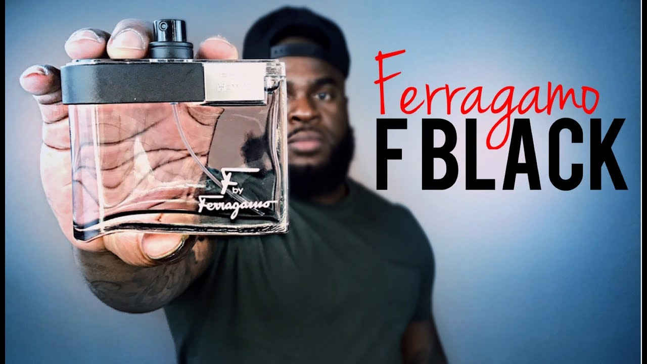 F Black Fragrance Review | F Black Cologne Review | Salvatore Ferragamo Men's Cologne Review - YouTube