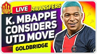Solskjaer's Shock Team News! Mbappe To United? Liverpool vs Man Utd Transfer News