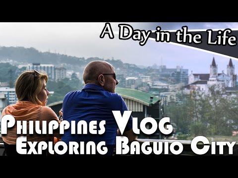 EXPLORING BAGUIO CITY - PHILIPPINES VLOG (ADITL EP97)