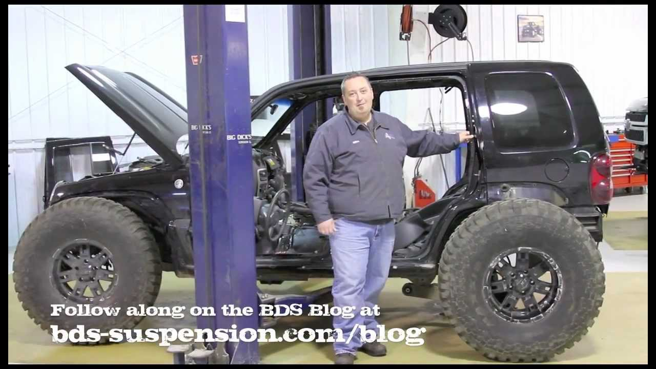 Build A Jeep >> BDS Suspension Jeep KJ Build (Update 2) - YouTube