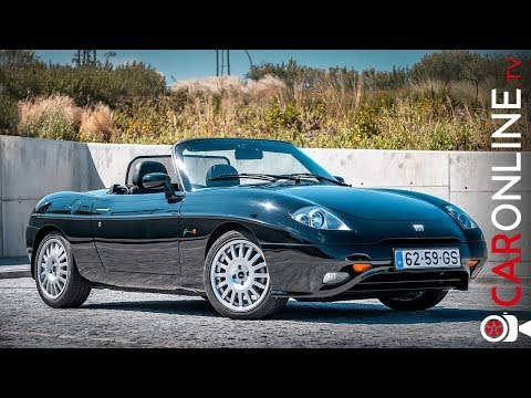 Mais que um Punto Roadster | FIAT BARCHETTA [Review Portugal]