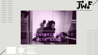 Songwriting with Saba Pivot