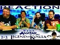 Legend Of Korra 2x3 Reaction!! civil Wars, Part 1 video
