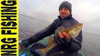 видео Ловля судака зимой на спиннинг. Как ловить?