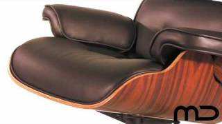 Lounge Chair And Ottoman - Eames Reproduction