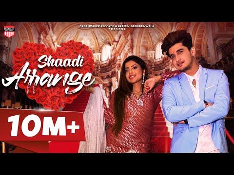 Shaadi Arrange: KAY J, STK (Official Video) | Bhavin Bhanushali, Sana Sultan Khan | Hindi Songs 2020