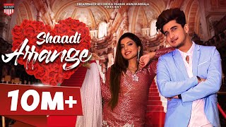 Shaadi Arrange: KAY J, STK (Official Video) | Bhavin Bhanushali, Sana Sultan Khan | Hindi Songs 2020
