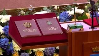 Избранный губернатор Валерий Радаев принёс присягу и принял наказы на ближайшие 5 лет
