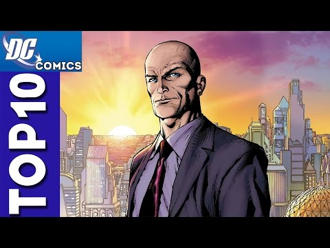 Top 10 Lex Luthor Moments From Justice League