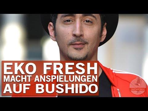 Eko Fresh deutet an, Bushido-Hit geschrieben zu haben!