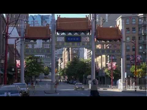Chinatown,Vancouver  溫哥華華埠  CANADA