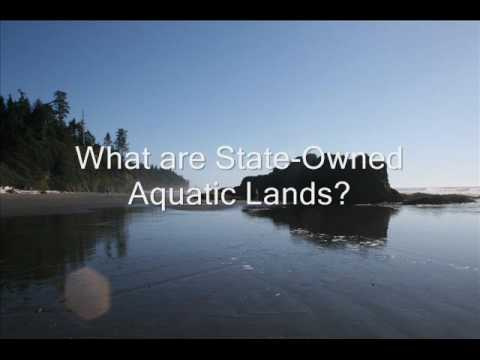 What are State-Owned Aquatic Lands?