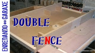 How To Make A Router Table Fence That Works As A Table Saw Fence, Too