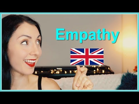 EMPATHY | How To Pronounce | British English Pronunciation