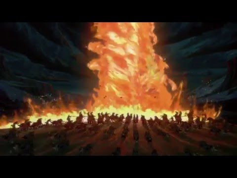 The Prince of Egypt 1998 : Red Sea (HD)