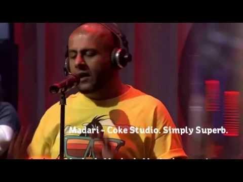 Madari CokeStudio - Vishal Dadlani and Sonu Kakkar