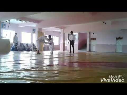 Judo fight Surat district ( 1 plays Mehul )