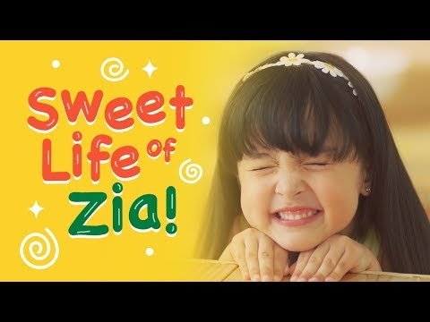 The Sweet Life of Zia! - Toddler ExperTips - 동영상