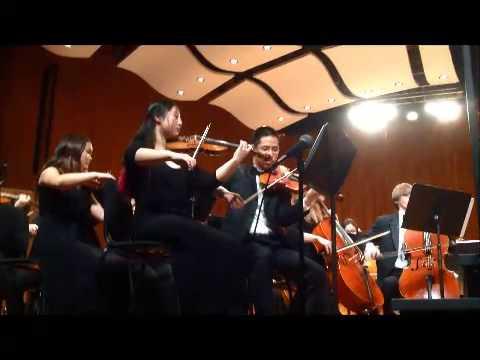 MIT Symphony Orchestra - Elgar Symphony No.1 (Complete)