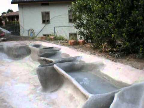 Nuovo laghetto leopoldini e 39 stata dura youtube for Laghetto per tartarughe usato