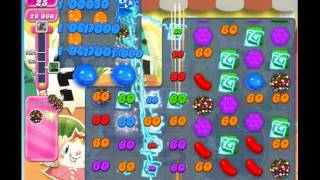 Candy Crush Saga Level 694 No Boosters