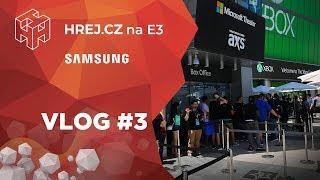 hrej-cz-e3-2019-vlog-3-los-angeles-reel
