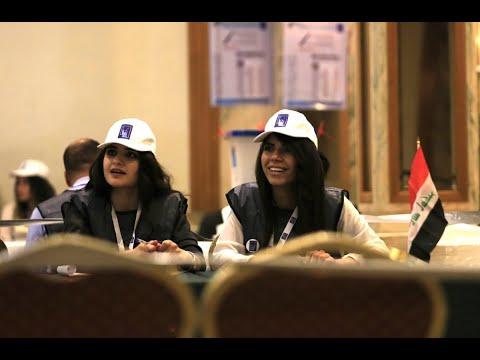 مشاركة قوية للمرأة العراقية في الانتخابات التشريعية