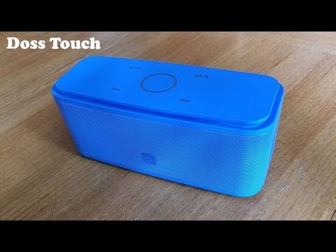 ANKER SoundBox Touch 2*6W new Portable wireless Bluetooth Speaker review
