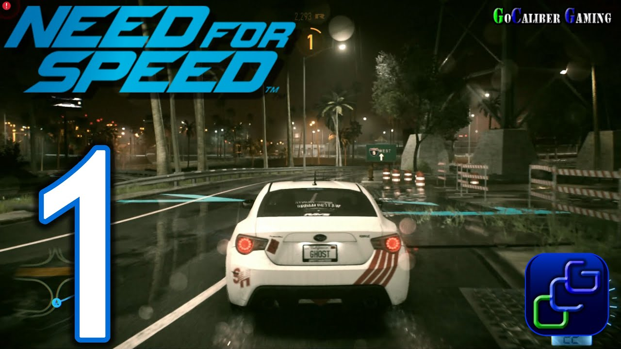 need for speed essay
