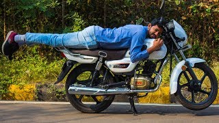 TVS Radeon Review - Brilliant Commuter Bike | Faisal Khan
