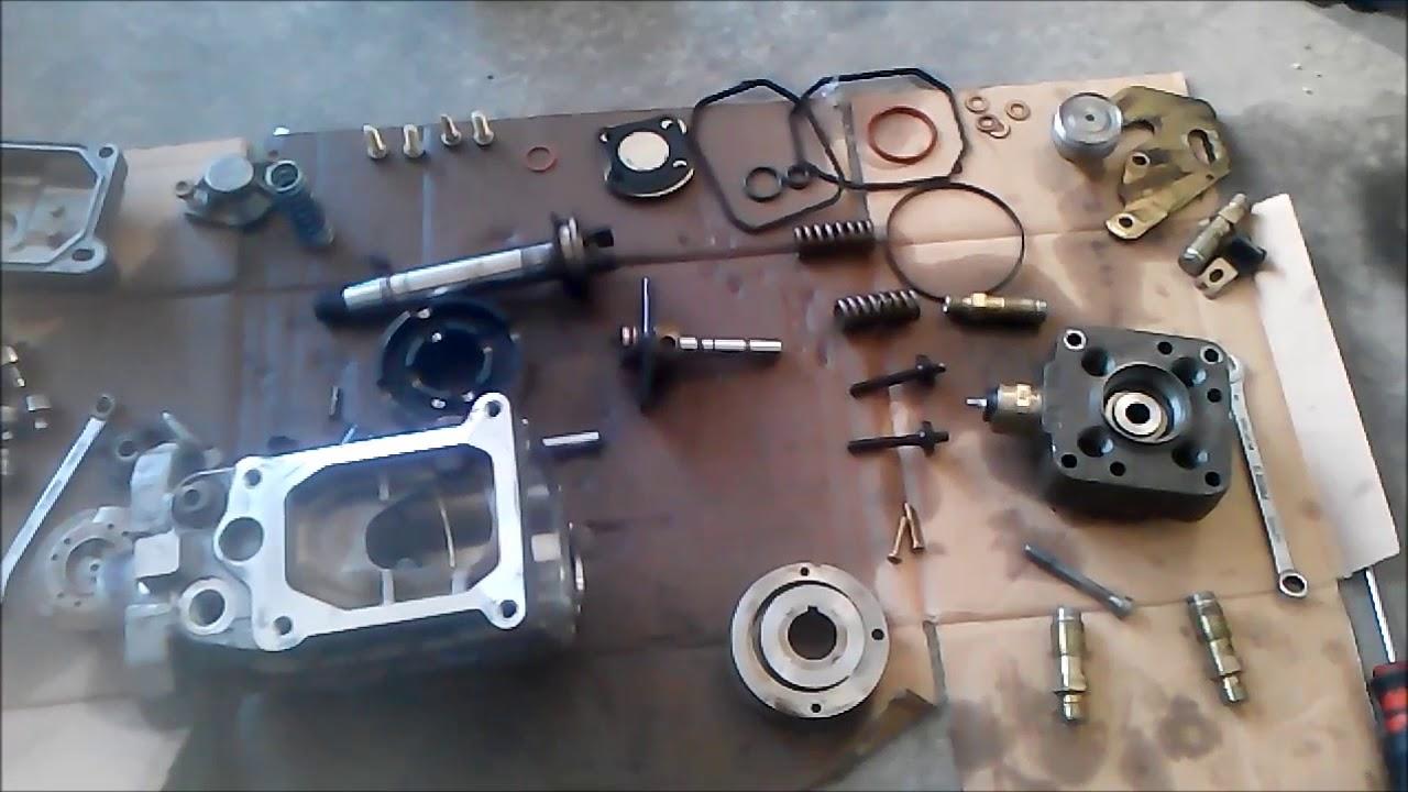 HOW TO REPAIR DIESEL PUMP VW GOLF 3 1 9 TDI