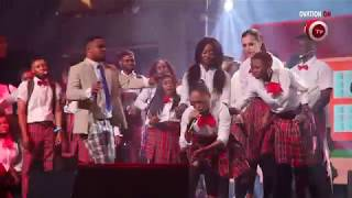 Tim Godfrey and his crew dazzles at Fearless 2019