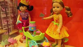 AMERICAN GIRL NASHVILLE STORE SURPRISE SHOPPING TRIP | beingmommywithstyle
