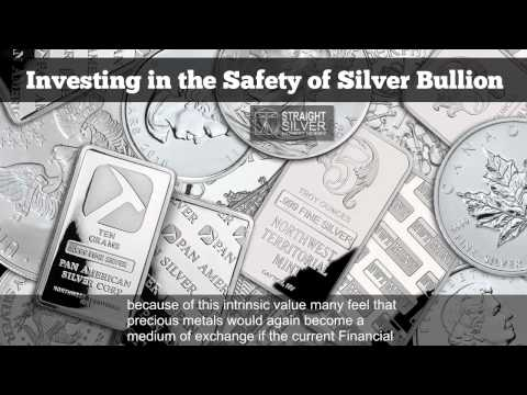 Silver Bullion: Investing in the Safety