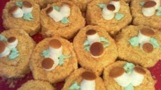 Пирожное «лесная поляна»-(goodcook)