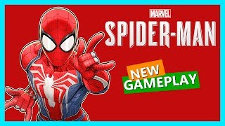 🕸 Spider Man PS4 PRO - NEW AD TRAILER GAMEPLAY [E3 2018] EPIC BOSS!!