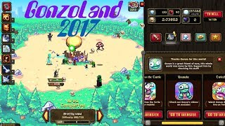 Zombidle : REMONSTERED -  GonzoLand 2017 - Welcome to the land of crazy fun