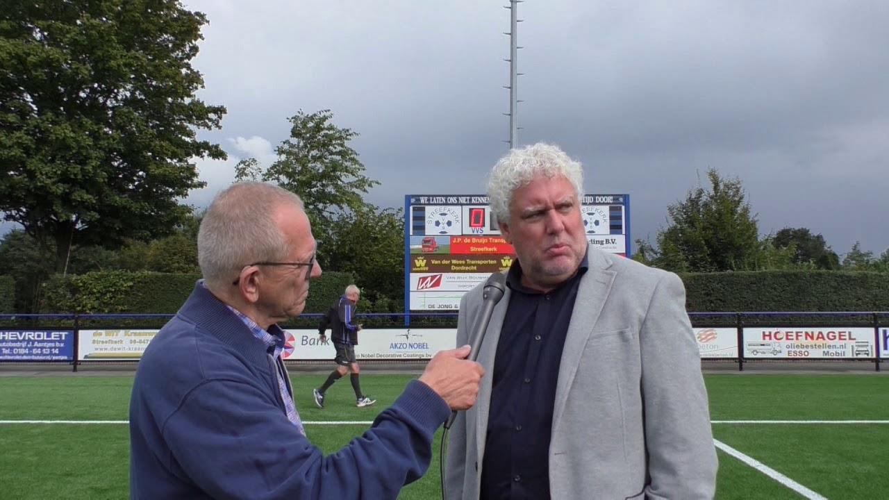 64857f55e26e Interview voorzitter streefkerk Chris de Lange - YouTube