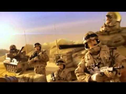 HM Armed Forces - Army Toys and Action Figures - Character