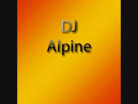 Manian  - DJ Alpine Remix -  Welcome To The Club