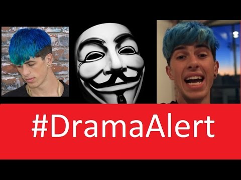 Sam Pepper vs Anonymous -#DramaAlert Skydoesminecraft Ashamed of Pedo Minecraft Youtuber - Jacksgap