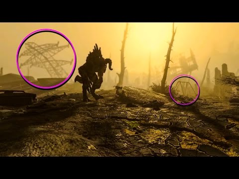 Depth Youtube 4 - Fallout Trailer In Deconstruction