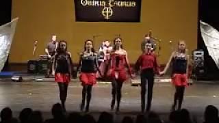 "Osiris T. - ""Al Adijat"" 2010  & The Irish Dance Companie ""Rince Samhain"""